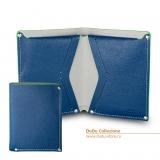 Кожаные кошельки DuDu серии Design Linea, Италия