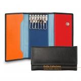 Цветные кожаные ключницы DuDu, Италия