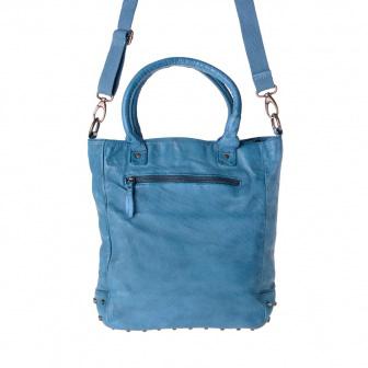 Timeless Bag | Agata blue
