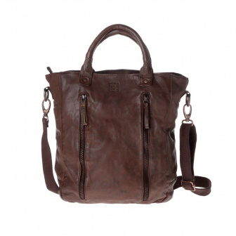 Timeless Shopper | Cocoa brown