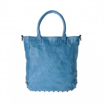 Timeless Bag | Agata blue
