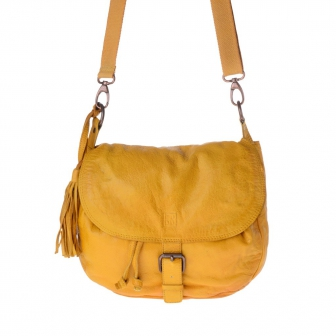 Timeless Bag | Saffron yellow