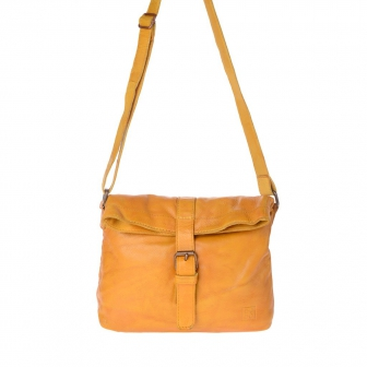 Timeless Mini bag | Saffron yellow