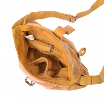 Timeless Mini bag | Saffron yellow